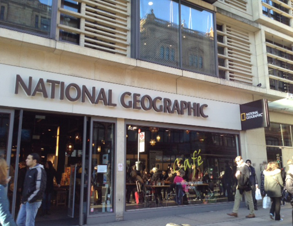 KD Custom Jewelry at National Geographic London